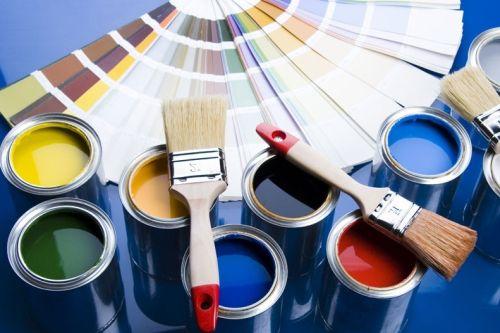Окраска поверхностей масляными красками