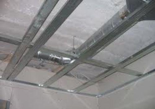Вешаем пластиковые потолки