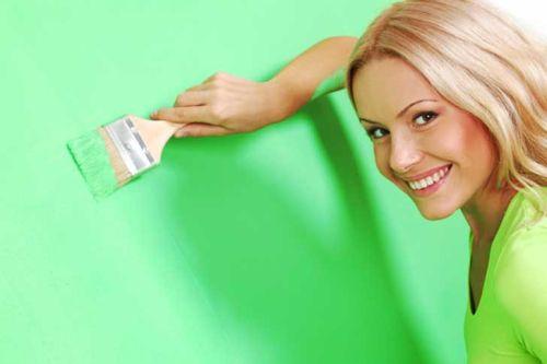 Предварительная подготовка внутренних стен к покраске