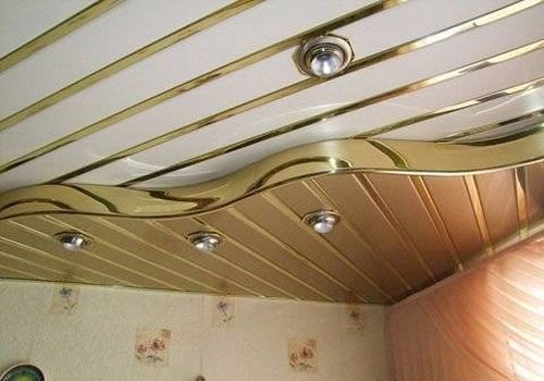 Как сделать подвесной потолок из панелей своими руками фото