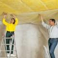 Шумоизоляция потолка квартиры