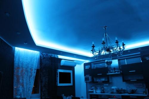 Светодиодная интерьерная подсветка