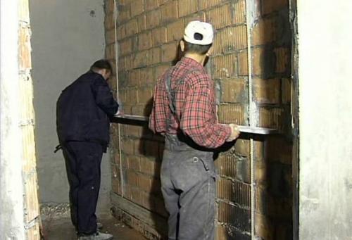 Ремонт квартиры своими руками стены
