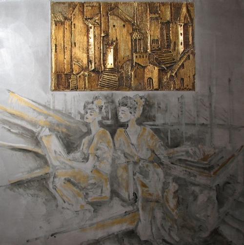 Декорирование стен своими руками
