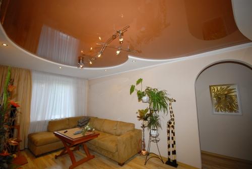 Сделаем потолок из гипсокартона