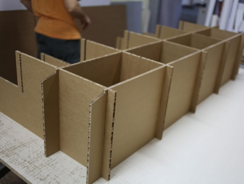 Раскладушка из картона своими руками фото 147