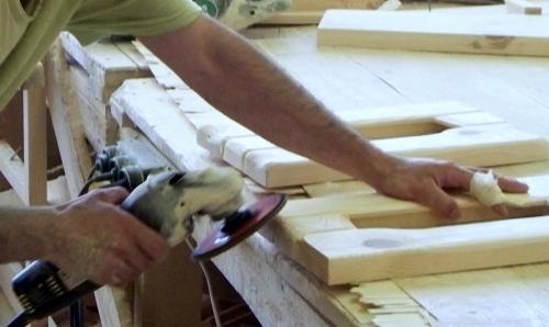 Мебель из дерева своими руками