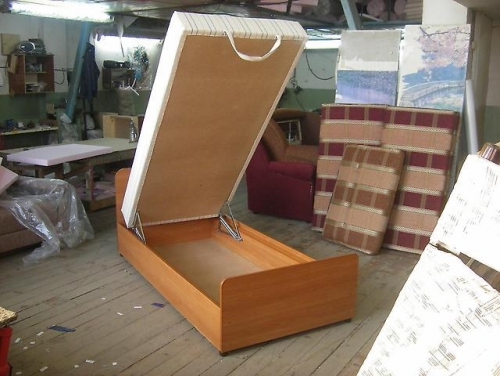Мебель своими руками - кровать