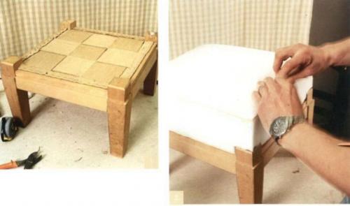 Мебель своми руками