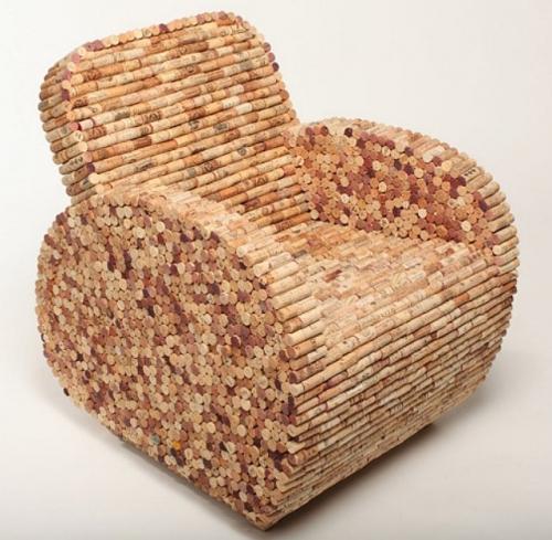 Оригинальное кресло своими руками