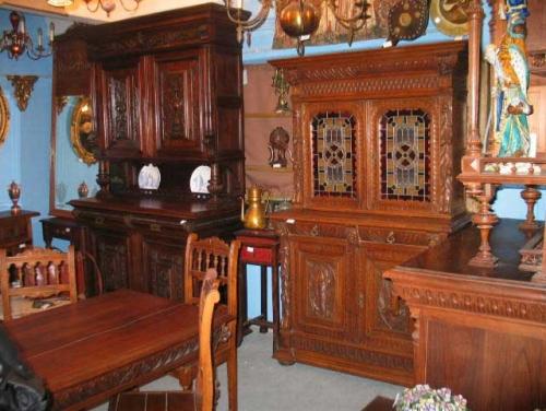 Старинная мебель своими руками