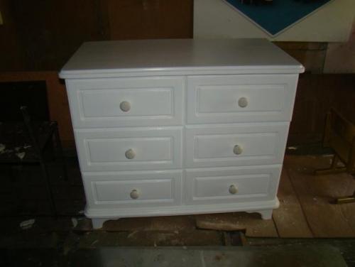Окраска мебели своими руками