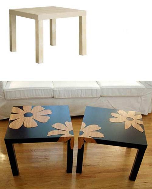 Декорируем мебель своими руками