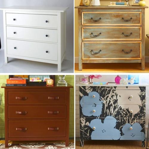 Украшение мебели своими руками