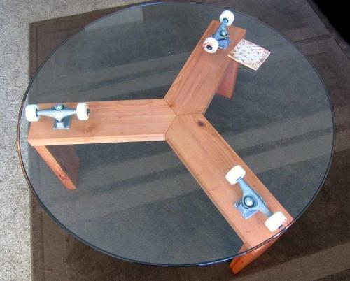 Мебель своими руками, журнальный столик