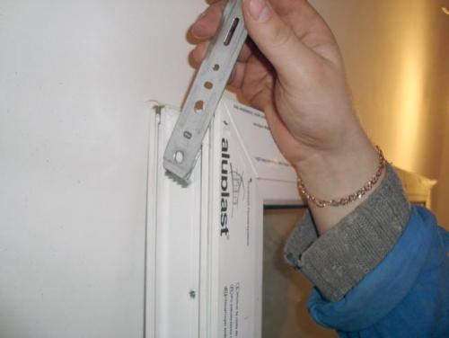 Установка металлопластиковых окон своими руками